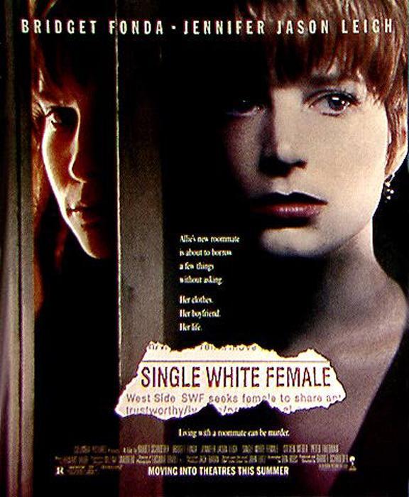 afiche de la pelicula mujer soltera busca